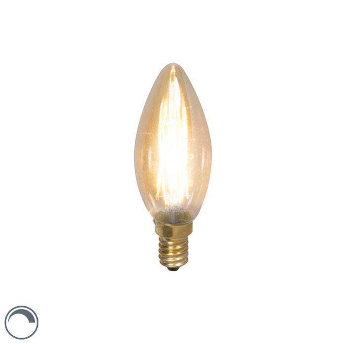 LED-hõõgküünla-lamp-E14-240V-3,5W-200lm-hämardatav