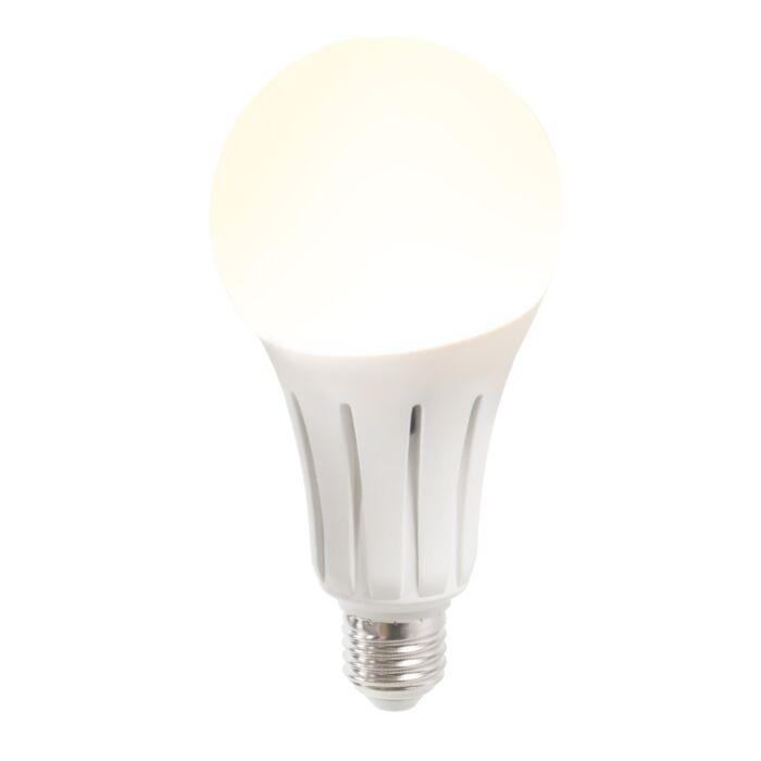 LED-lamp-B60-15W-E27-soe-valge