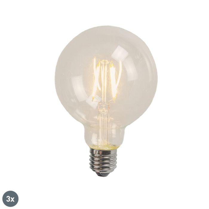 Komplektis-3-E27-LED-hõõgniiti-G95-4W-320-lm-2700K