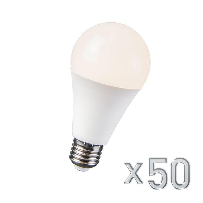 LED-lamp-10W-E27-B60-komplekt-50