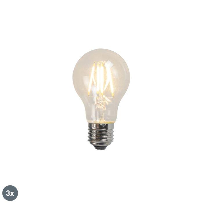 3-A60-LED-lampide-hõõgniidi-komplekt-4W-2700K-320lm