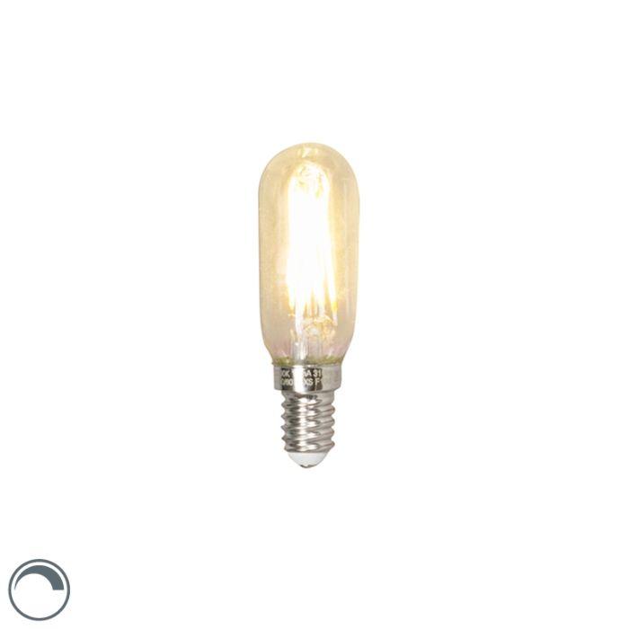 LED-hõõglambi-toru-E14-240V-3,5W-310lm-T24-hämardatav