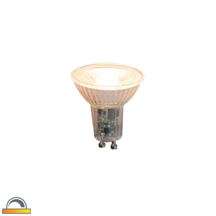GU10-reguleeritav-LED-lamp-5,5W-360lm-2000K---2700K