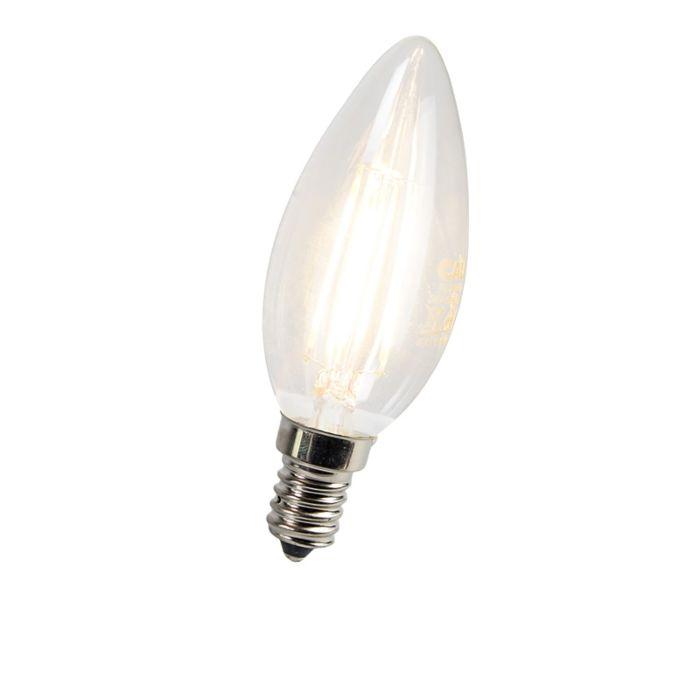 LED-hõõgküünla-lamp-E14-3W-300-luumenit