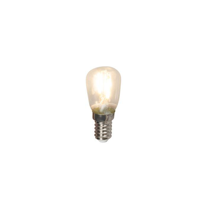 LED-hõõgniidilamp-E14-240V-1W-100lm-T26