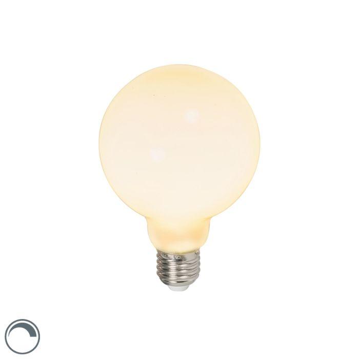 LED-gloobuslamp-E27-240V-6W-650lm-hämardatav