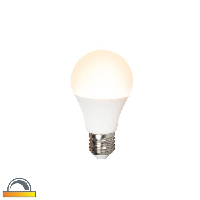 LED-lamp-E27-240V-7W-510lm-A60-hämardatav
