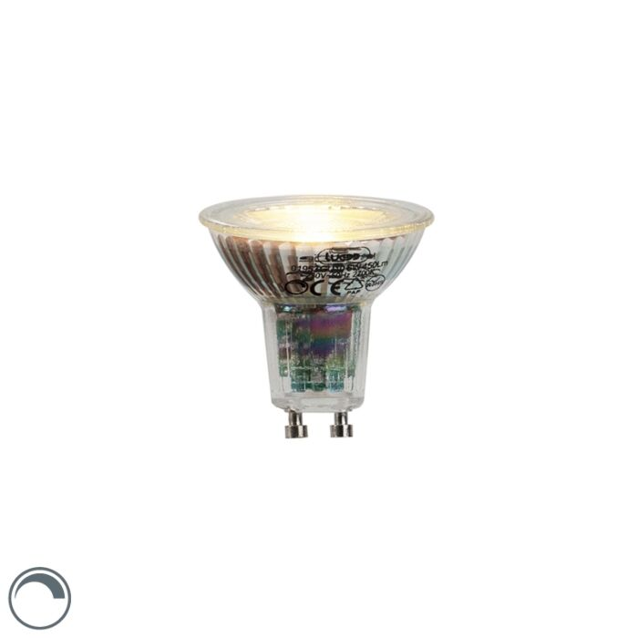 LED-lamp-GU10-6W-450-luumenit-2700K-hämardatav