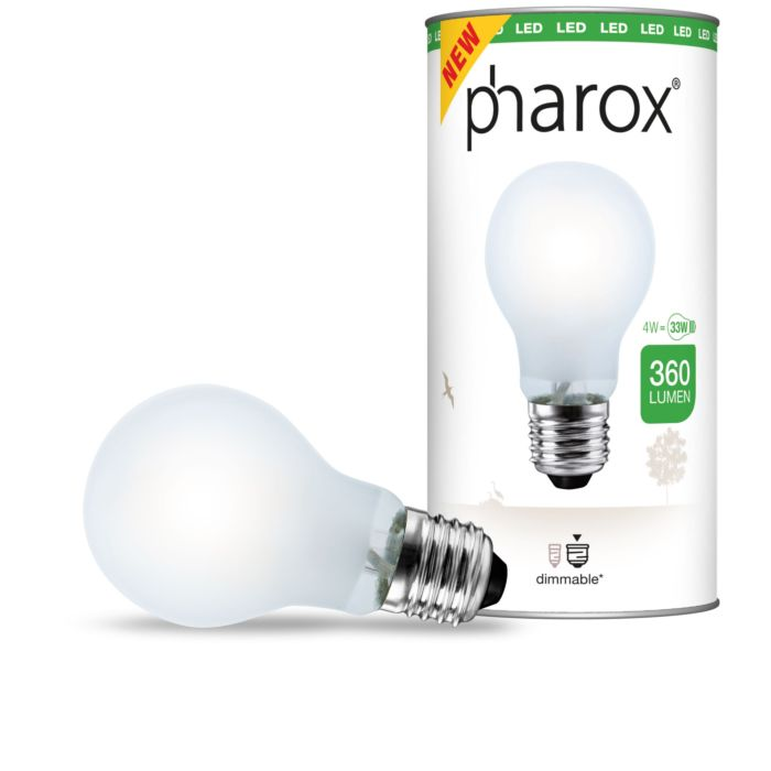 Pharoxi-LED-lamp-matt-E27-4W-360-luumenit