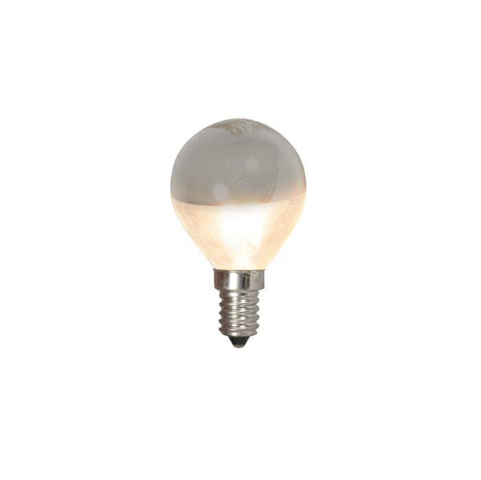 LED-hõõgniidiga-kuullambipea-peegel-E14-240V-4W-370lm