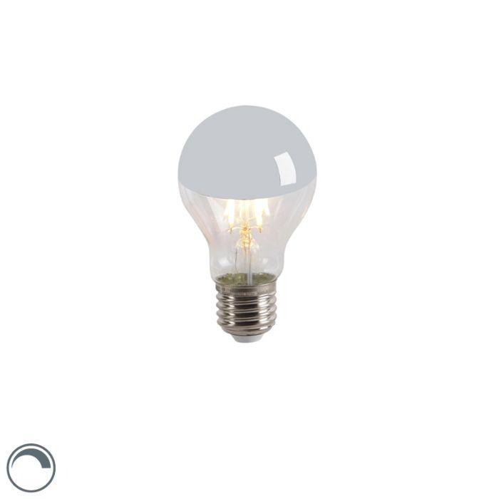 LED-hõõglambi-peapeegel-E27-240V-4W-300lm-A60-hämardatav