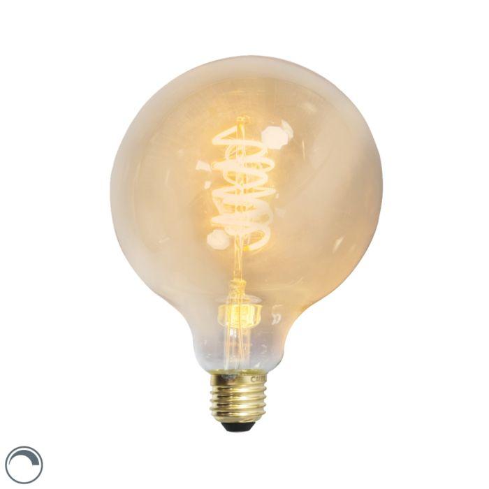LED-keerutatud-hõõglambi-gloobus-E27-240V-4W-200lm-hämardatav