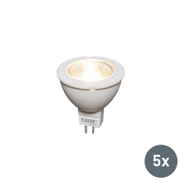 5-LED-lambi-MR16-7W-550-luumenit-komplekt