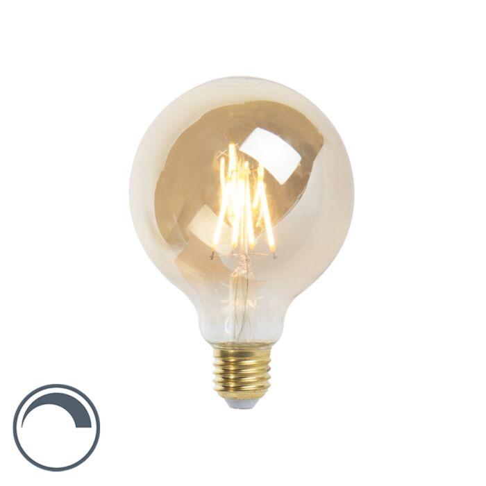 LED-valgustiga-hõõgniidiga-E27-G95-goldline-360lm-2200K