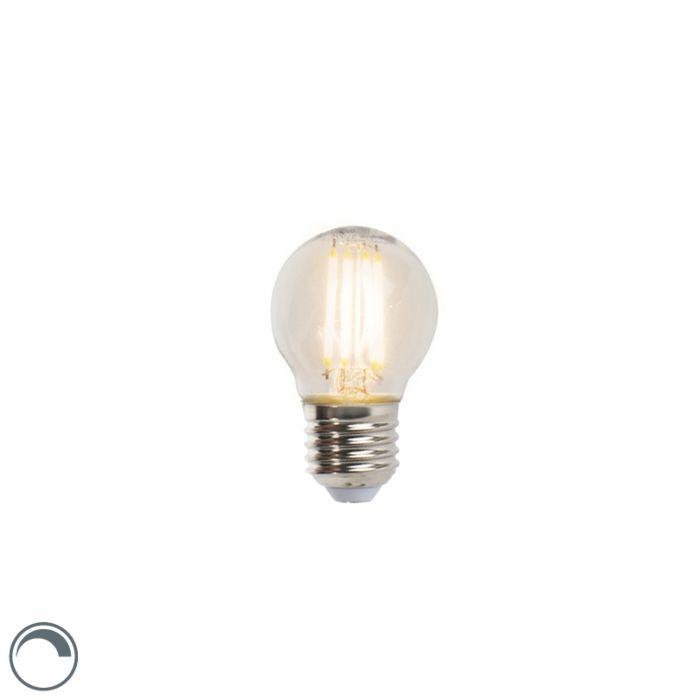 LED-hõõgniidiga-kuullamp-E27-5W-470lm-P45-hämardatav