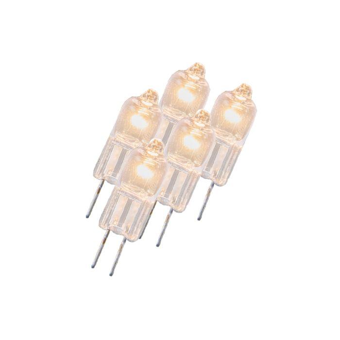 Komplekt-5-halogeenlampi-G4-5W-12V-selge