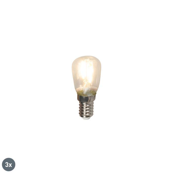 Komplektis-3-E14-LED-hõõgniidilampi-T26-1W-100lm-2700-K.