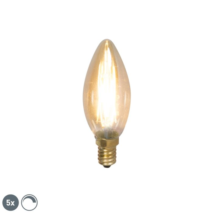 5-hämardatavat-LED-hõõgniidiga-küünlavalgustit-200lm-2100-K.