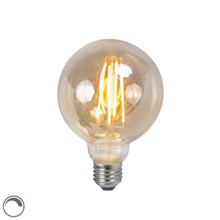 LED-hõõglamp-E27-5W-2200K-G95-suitsu-hämardatav