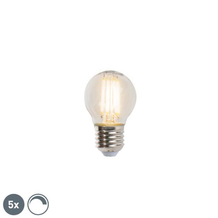 5-hämardatavat-LED-hõõgniidiga-kuullampi-5W-470lm-2700K