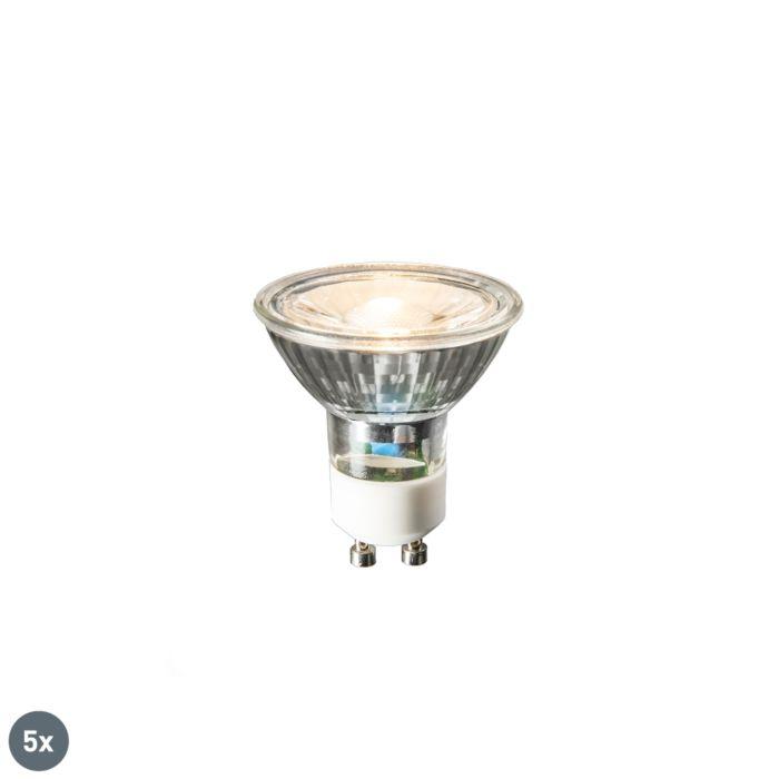5-GU10-LED-lampi-komplekt-COB-3W-230lm-2700K
