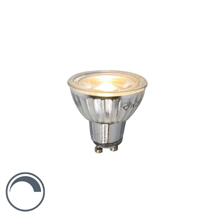 LED-lamp-GU10-230V-5W-380LM-2700K-hämardatav