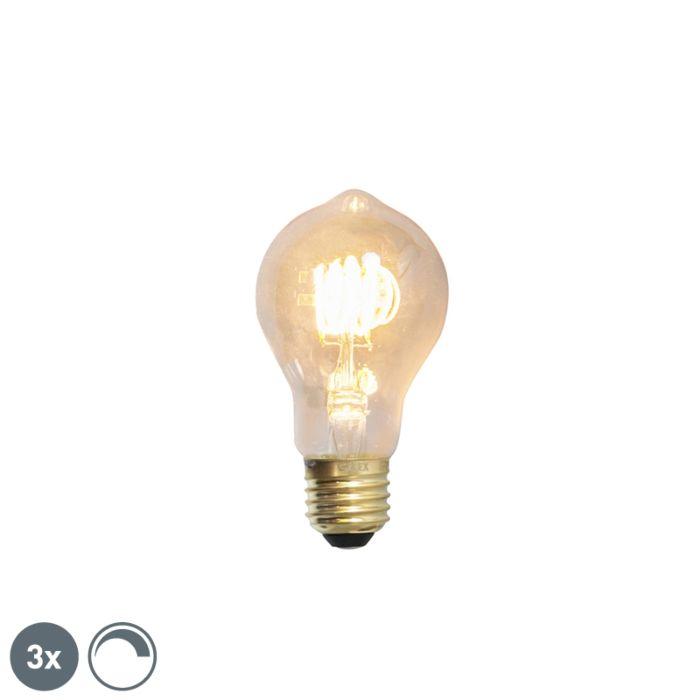Komplektis-on-3-E27-hämardatavat-LED-hõõglampi-4W-200lm-2100-K.