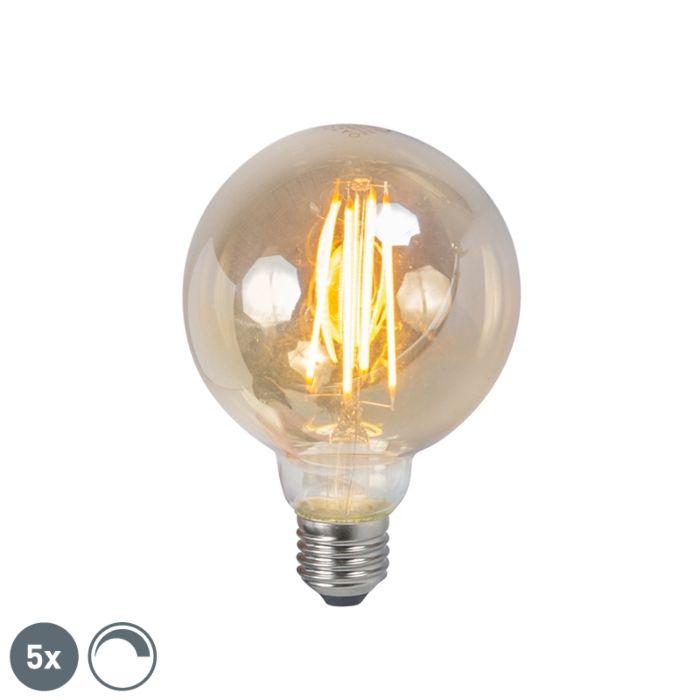 5-E27-hämardatav-LED-hõõgniidiga-suitsulamp-5W-450lm-2200K