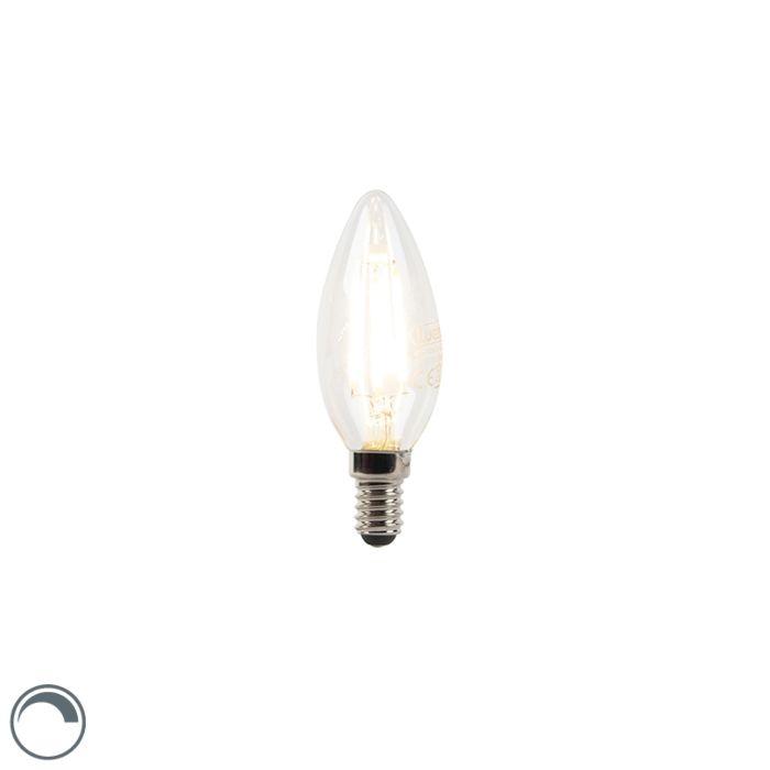 E14-reguleeritav-hõõgniidiga-küünlavalgusti-B35-3W-240-lm-2700K