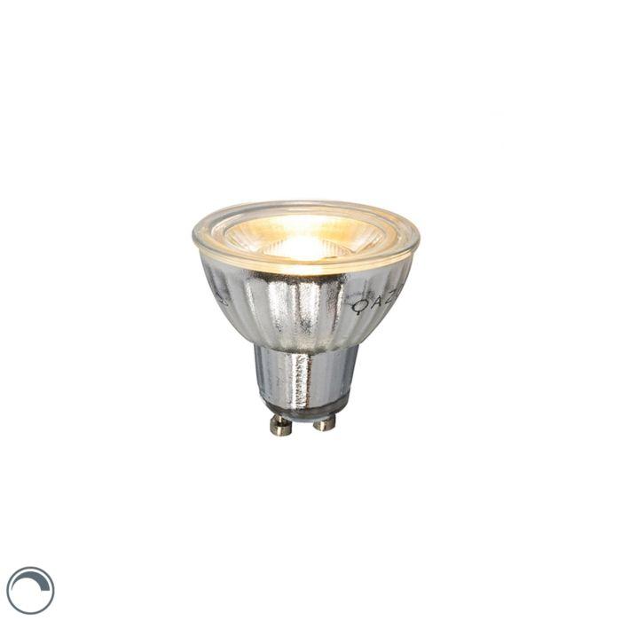LED-lamp-GU10-7W-500LM-2700K-hämardatav
