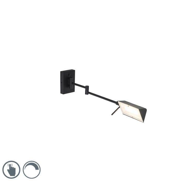 Disainiga-seinavalgusti-koos-LED-ga,-puutetundliku-heledusega---Notia